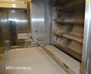 used thermaloil oven